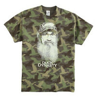 Duck Dynasty Camo Shirt Buck Commander Tee Uncle Si Thats A Fack Jack Jase