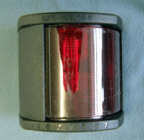 Classic N20 Port Red Navigation Light Yacht Boat Sailing New N10