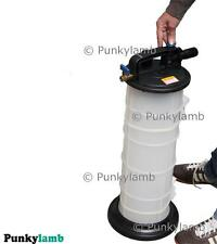 Neumático 9 Litros Aire Coche Motor, Freno, Gear aceite Fluido Extractor Bomba Purgador