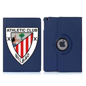 Athletic Bilbao Funda Giratoria Azul Oscuro Cubierta Para Ipad Mini 1 2 3