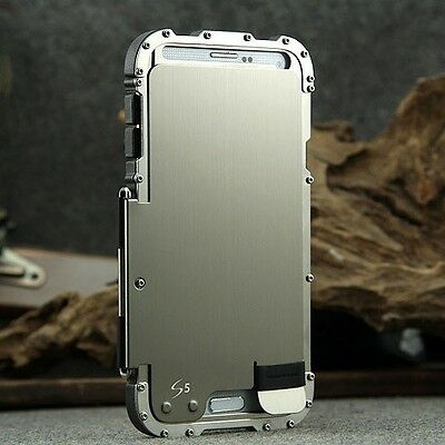 Armor Luxury Metal Aluminum Case Cover For Samsung Galaxy Note 5 4 S5 S7 edge