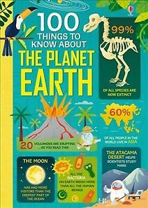 100-Things-to-Know-About-Planet-Earth-Hardcover-by-Mariani-Federico-ILT