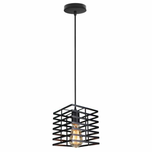 Industrial Pendant Lamp Shade Vintage Chandelier Ceiling Pendant Light Fixture