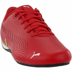 Puma-Scuderia-Ferrari-Drift-Cat-5-Ultra-II-Lace-Up-Sneakers-Big-Kids-Casual
