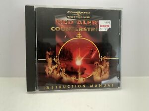 Command & Conquer Red Alert Counterstrike PC Video Game