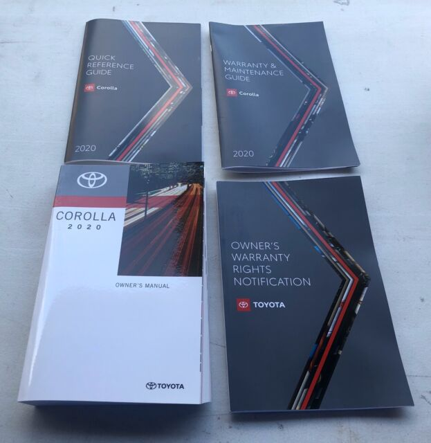 Review 2020 Toyota Corolla Manual Auto Manual Guide