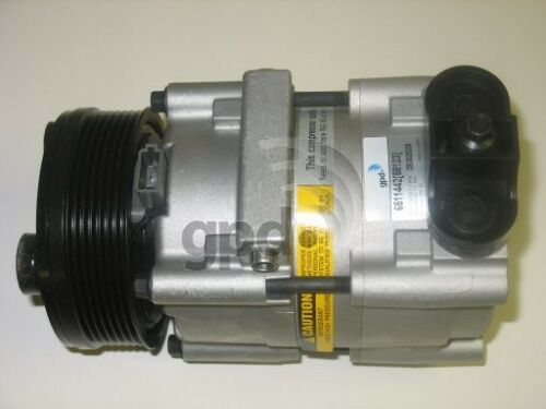 A//C Compressor W// Clutch Global Parts Distributors 6511442