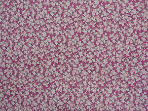 LIBERTY-PRINTS-034-PEPPER-034-3-metres-tana-lawn-cotton-designer-fabric-Pink-spots