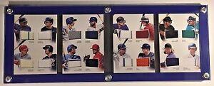 Vertical-Quad-Fold-Panini-National-Treasures-Baseball-Booklet-Card-Holder-Case