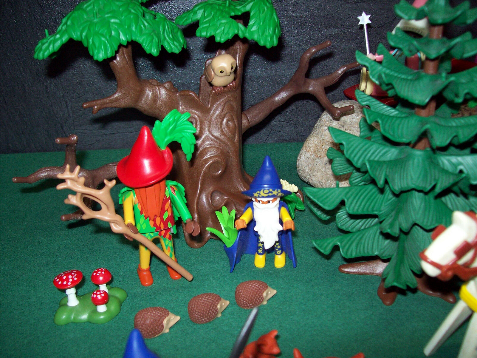 Playmobil Rarität Riesengroßer Riesengroßer Rarität Zauberwald, ohne OVP cc59f6