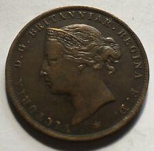 Jersey 1/24 Shilling Victoria 1894