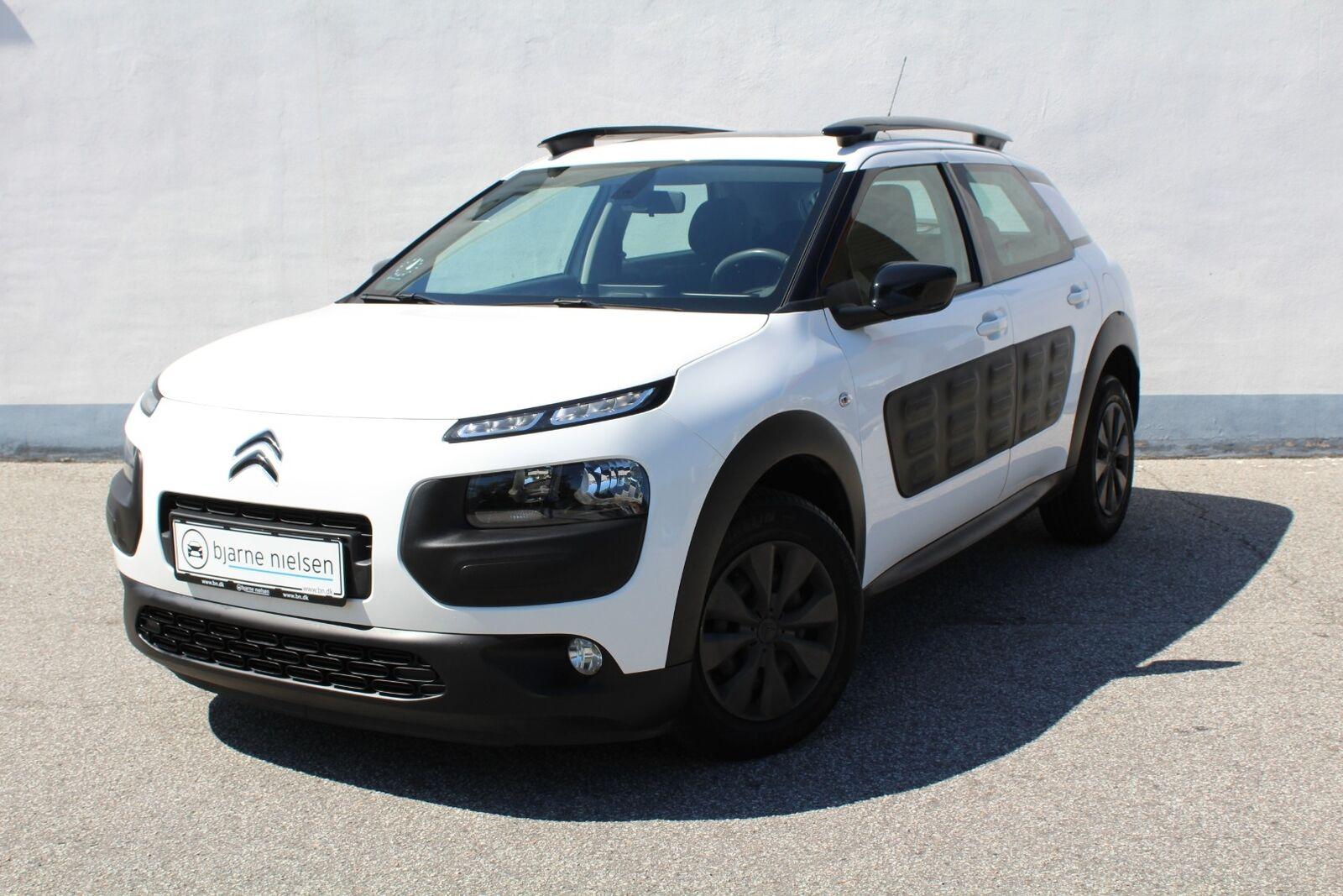 Citroën C4 Cactus 1,6 BlueHDi 100 Extravaganza