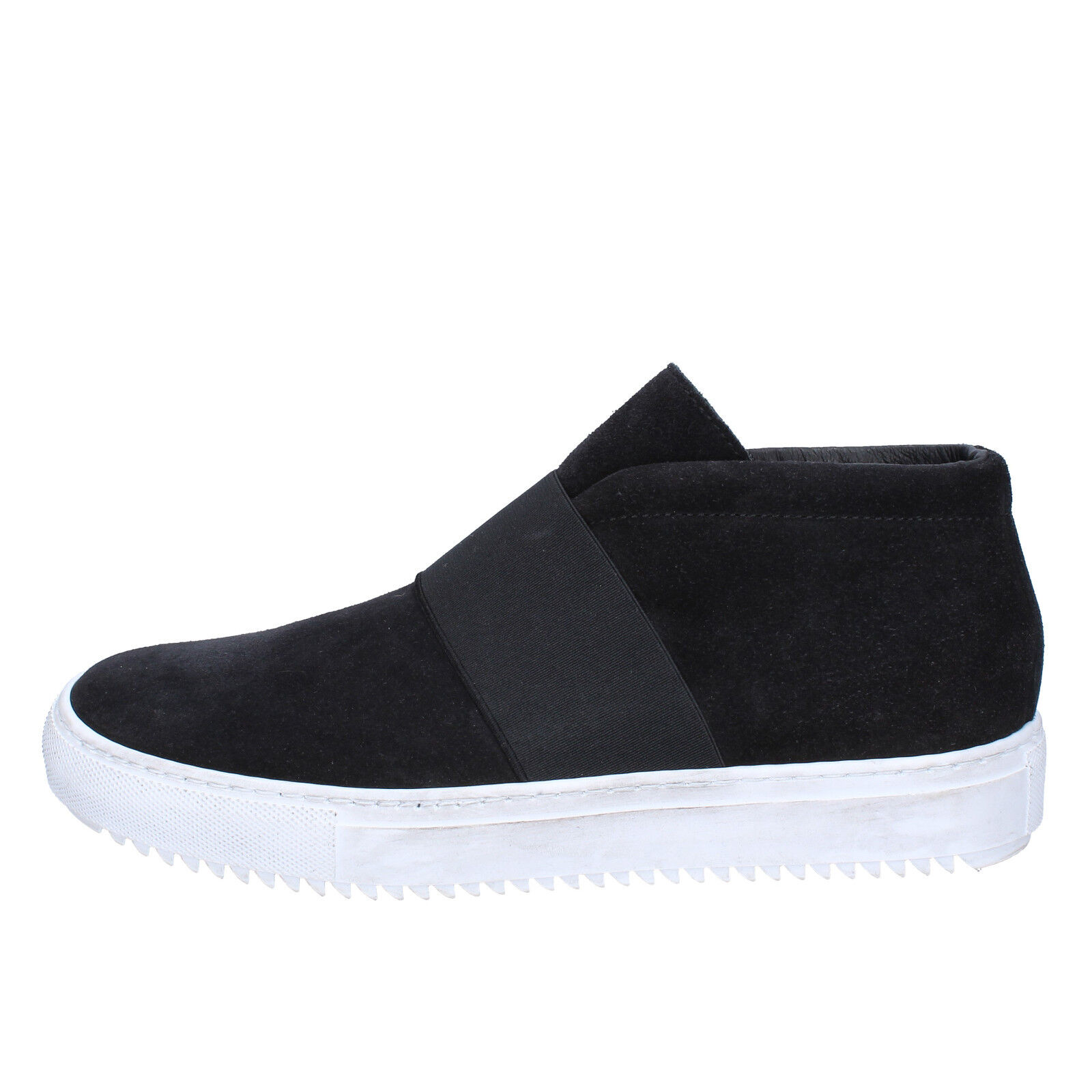 mens shoes ONELIO MODA sneakers BY CORAF 6 () sneakers MODA black suede textile BX447-40 367cb2