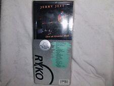 Live at Gruene Hall  Jerry Jeff Walker -LONGFORM RAAR IMPORT Ausgabe 1989 - CD