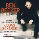 Ben Becker liest: Die Verteidigungsrede des Judas Ischariot von Walter Jens von Walter Jens (2015)