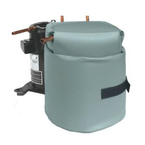 Details about Brinmar Universal Water Source Sound Blanket - Compressor  Cover 68-25217-10
