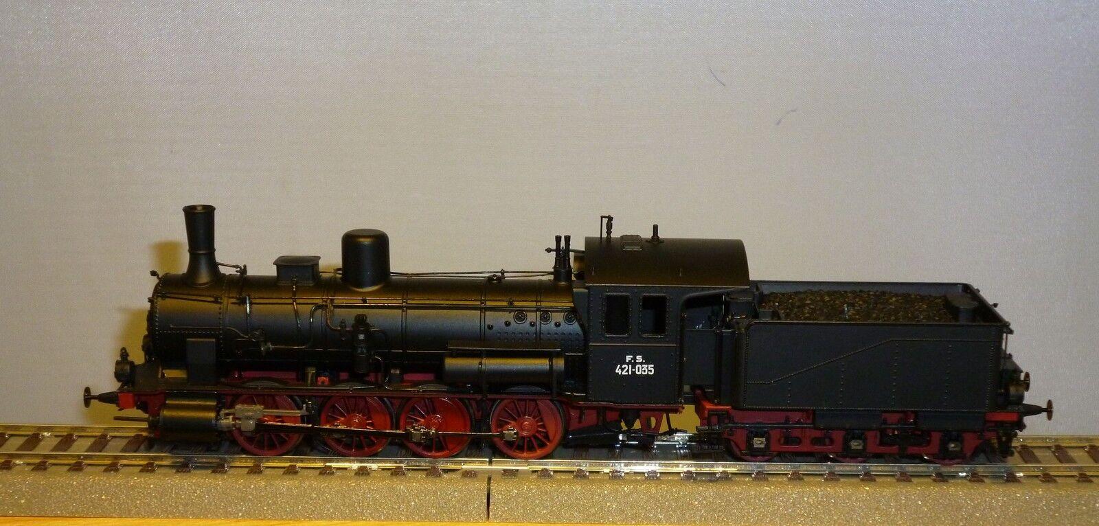 BRAWA HO 40732 STILO TENDER-Locomotiva br55 br55 br55 FS ep.3 NUOVO & OVP edf14a