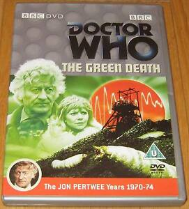 Doctor-Who-DVD-The-Green-Death-Excellent-Condition