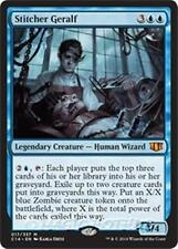 STITCHER GERALF Commander 2014 MTG Blue Creature — Human Wizard Zombie Mythic Ra