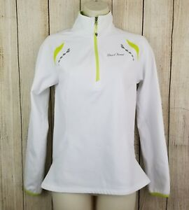 Womens Pearl Izumi Select Series Cycling 1 4 Zip Pullover Jacket ... ed51ce4af