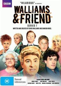 Walliams-amp-Friend-Series-1-DVD-2017-2-Disc-Set