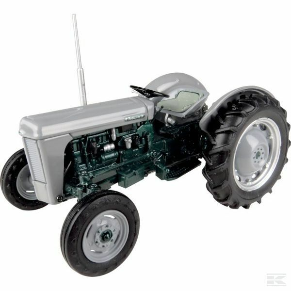 Universal Hobbies Massey Ferguson to to to 32 1 32 Scale Model Tractor Collectable 5dca44