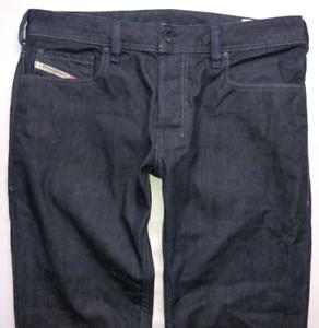 Da-Uomo-Diesel-Zatiny-Jeans-W32-L30-Blu-Bootcut-Wash-0088Z