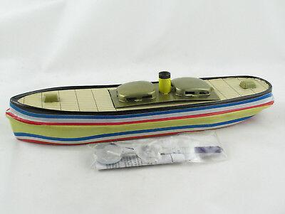 Blechspielzeug Kerzenboot Pop Pop Boat Recycled  5355011 Dampfboot