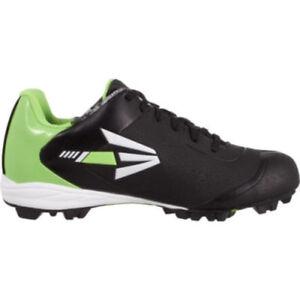 8736a169ff26 Easton Mako 2.0 Baseball Softball Cleats Black Green Choose YOUTH ...