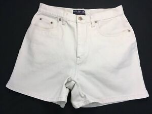 Shorts Euc ~ Vintage Halston Jeanswear Women's Beige High Rise Cotton Shorts ~ Sz 10 Buy One Get One Free Women's Clothing