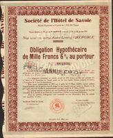 Hotel De Savoie (grenoble 38) (h)