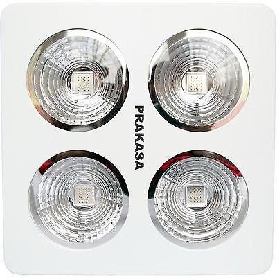 PRAKASA® 200w (Real Power Usage) COB LED Grow Light - FULL SPECTRUM