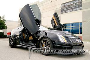 Cadillac CTS Coupe 2 Door V Coupe 2008-14 Vertical Doors Lambo Door