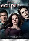 Twilight Saga Eclipse (movie Only) 0025192083266 With Justin Chon DVD Region 1