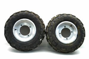 .5in.~2005 Polaris Predator 500 Trail Wolf Front Tire Tread Depth 21x7x10
