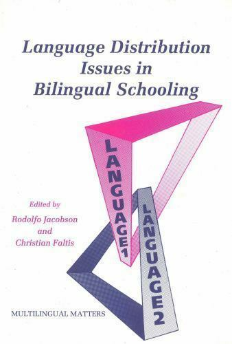 Language Distribution Issues in Bilingual Schooling by Jacobson