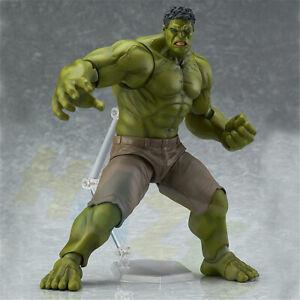 Figma-271-Marvel-The-Avengers-Hulk-PVC-Action-Figure-Model-17cm
