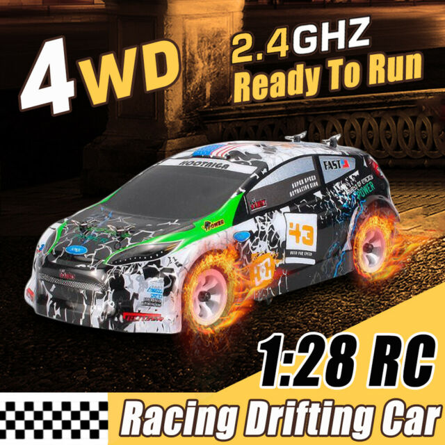 Wltoys K989 1 28 Racing 4wd Brushed Rc Cars Electric High Speed Toys Min Car For Sale Online Ebay