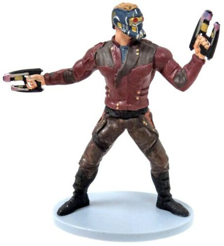 Disney Marvel Avengers Infinity War Star-Lord PVC Figure Loose