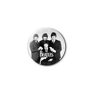 The Beatles (a) 1.25in Pins Buttons Badge *BUY 2, GET 1 FREE*