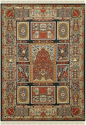 Traditional Oriental Rug 21388