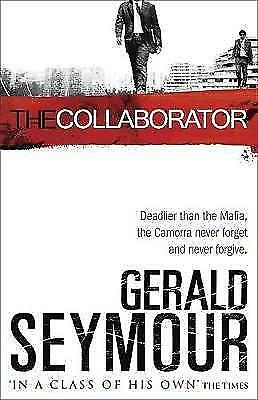 1 of 1 - The Collaborator, Seymour, Gerald, New Book