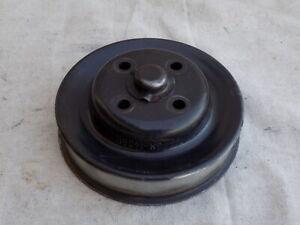 Water Pump Pulley 1985 C4 Corvette OEM -- NICE! 14081087