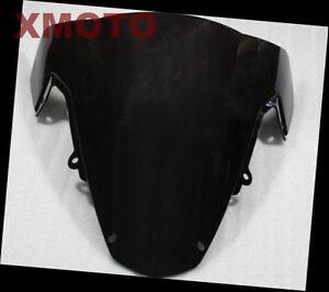 Smoke Black ABS Windshield Windscreen For Suzuki Gsxr1000 K3 2003 2004 03-04