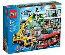 LEGO® CITY 60026 Stadtzentrum Neu OVP_Town Square New MISB NRFB
