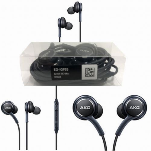 Original OEM Samsung GALAXY S8 S8+ S9 S9+ Headphones Earphones Headset 3.5mm AKG 1