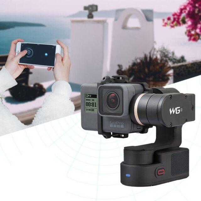 Feiyu Tech WG2 IP67 Waterproof Wearable Gimbal For GoPro Hero 5 4 Session Camera