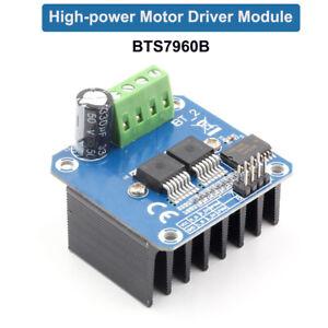BTS7960 Motor Treiber H-bridge motor driver Max. 43A High Current Driver Neu