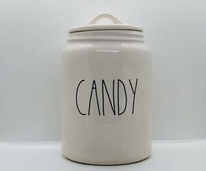 Rae-Dunn-Artisan-Collection-By-Magenta-2020-CANDY-Sweets-LL-Large-9-5-034-Canister