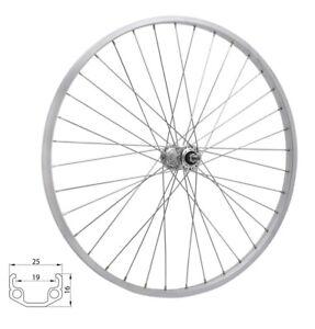 FORCE-28-034-Hinterrad-Rad-RMX-219-Silber-mit-Schraubkranz-5-6-oder-7-fach